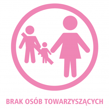 PIKTOGRAMY ZESTAW 8 + 1 GRATIS folia różowa