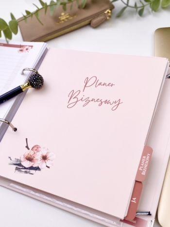 DOBRY PLAN. Beauty organizer. - Kalendarz2021/Planer.