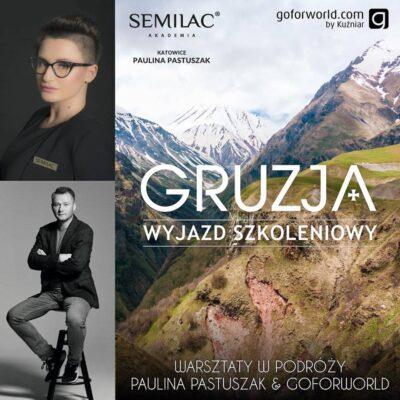 Szkolenie w Gruzji z Jarosławem Kuźniarem