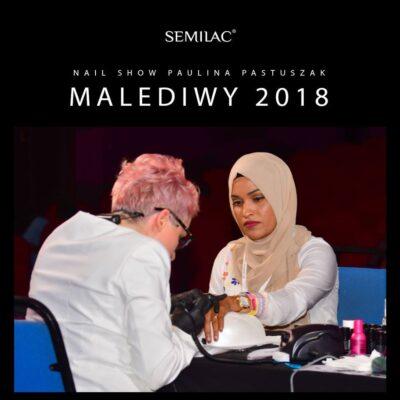 NAIL SHOW Paulina Pastuszak MALEDIWY 2018