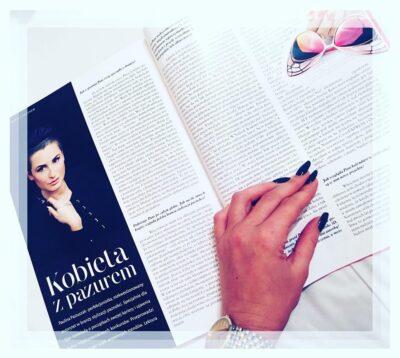 Wywiad w nowym magazynie Nails Trendy